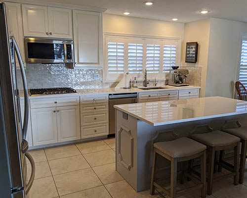 Kitchen Cabinet Painting In Clearwater